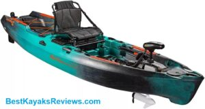 Old Town Sportsman Autopilot 120 Motorized Fishing Kayak