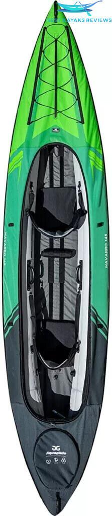 AQUAGLIDE Navarro 145 Convertible Inflatable Kayak