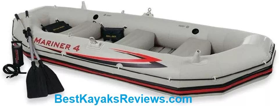 QERNTPEY-ST Kayak Professional Sailor Four-Person