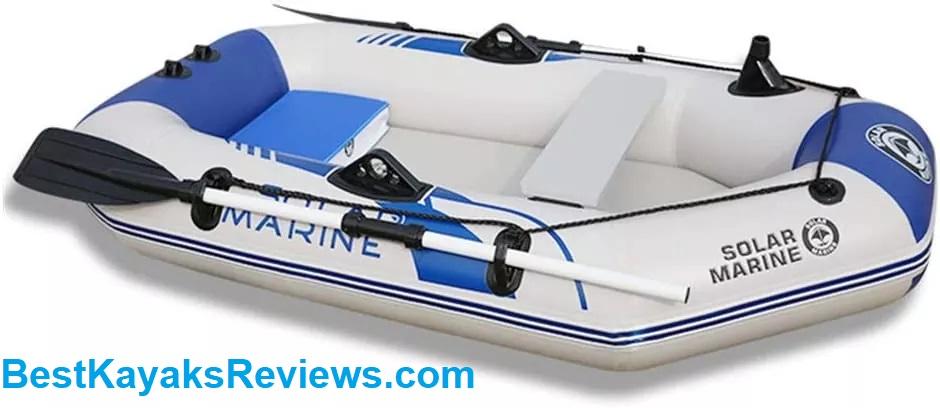 QERNTPEY-ST Kayak Thickened Inflatable Boat Kayak