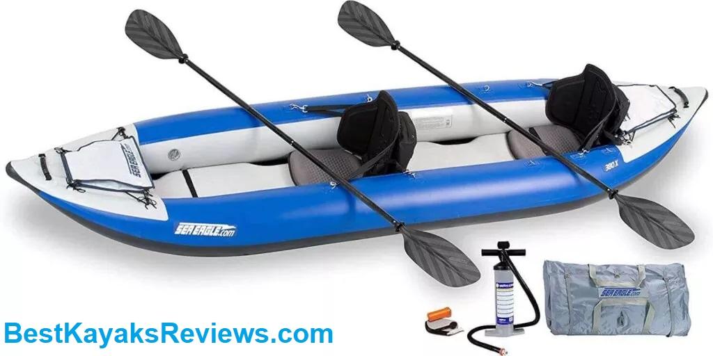 Sea Eagle 380x Explorer Tandem Kayak