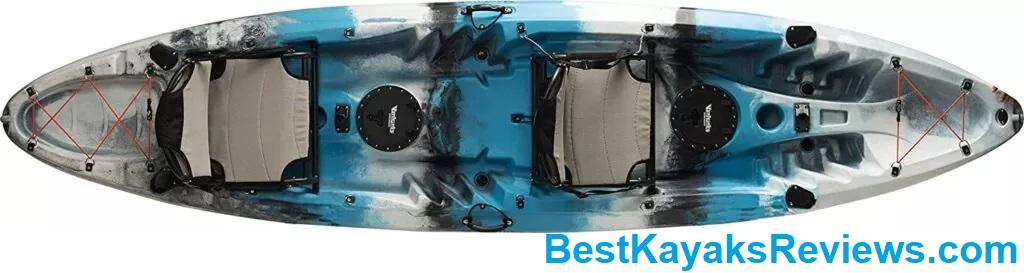 Vanhunks Voyager 12ft Deluxe Kayak