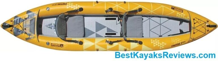 ADVANCED ELEMENTS StraitEdge2 Pro Inflatable Kayak