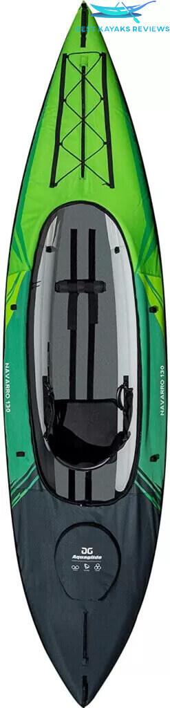 AQUAGLIDE Navarro 130 Convertible Inflatable Kayak