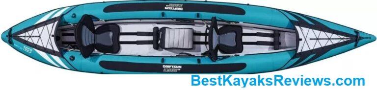 Driftsun Almanor Inflatable Recreational Touring Kayak
