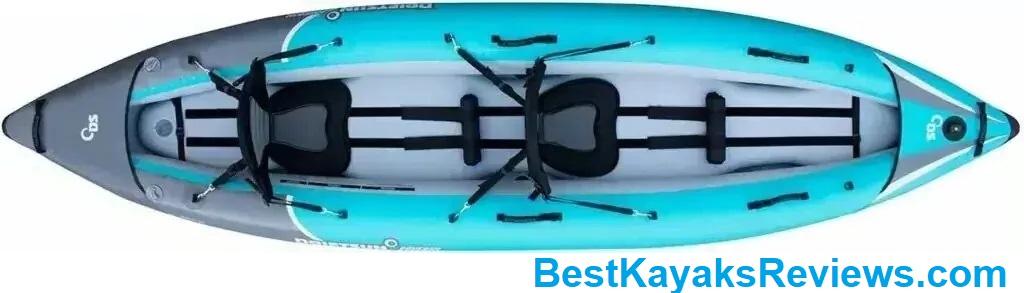 Driftsun Rover 120-220 Inflatable Tandem Kayak
