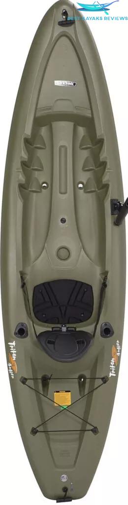Lifetime Triton Angler 100 Fishing Kayak