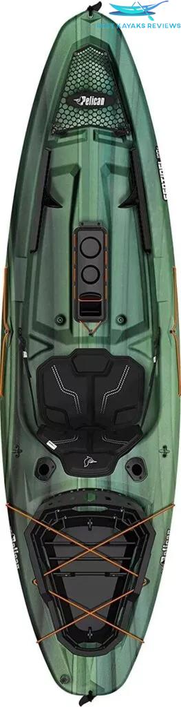Pelican Sentinel 100X Sit-on-Top Kayak