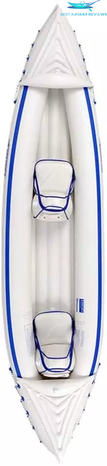 Sea Eagle 370 Pro Portable Sport Kayak