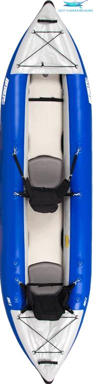 Sea Eagle 380x Inflatable Kayak