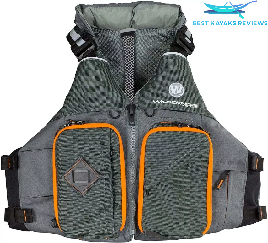 Wilderness Systems Fisher Kayaking Life Jacket