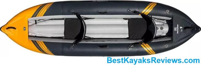 Aquaglide McKenzie 125 Inflatable Kayak