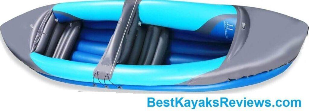 EPROSMIN Inflatable kids Sport kayak