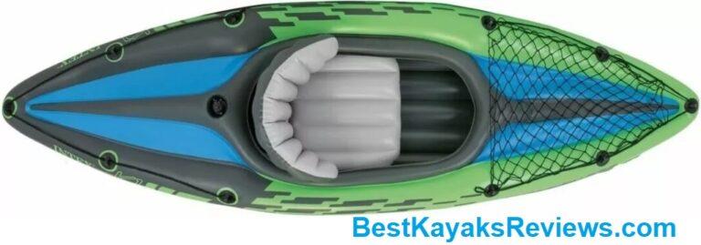 Intex Challenger Inflatable kayak