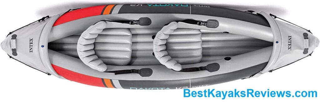 Intex Dakota K2 Inflatable Kayak