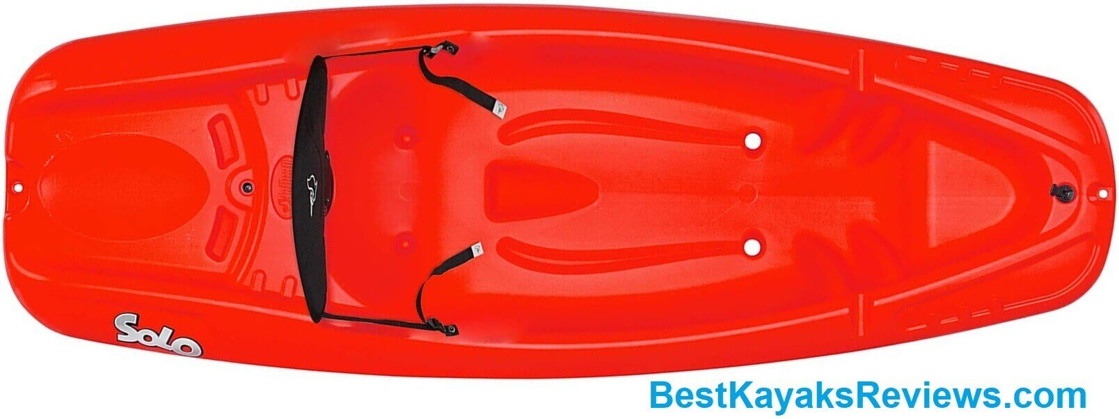 Pelican Solo Sit-on-top Youth Kid Kayak