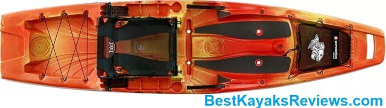 Perception Outlaw 11.5 Sit on Top Fishing Kayak