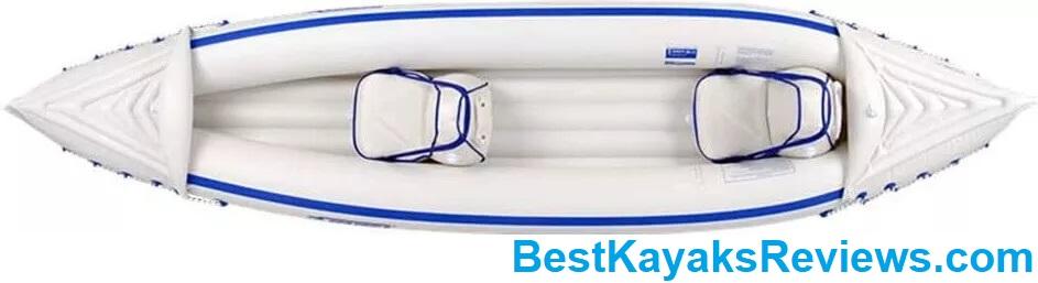 Sea Eagle 370 Inflatable Portable Sport Kayak
