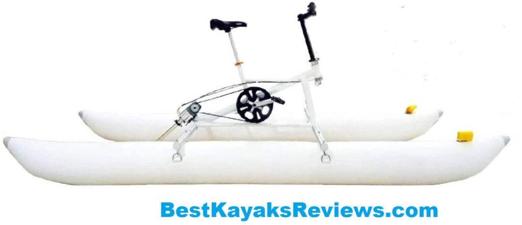DIVTEK Water Bikes Inflatable Kayak