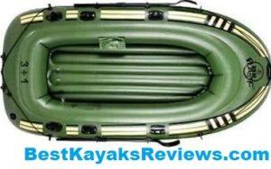 HWZQHJY Inflatable Raft Boat