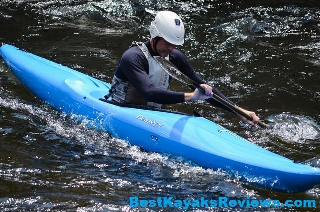 The lightweight kayaks